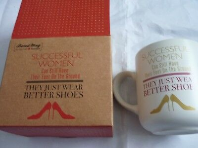 Mug successful women feet on ground they just wear better shoes heels boxed (Best Shoes On Feet)