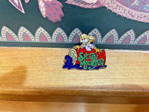 🟢 Walt Disney World WDW Splash Mountain Rare Brer Rabbit 2003 Ride Pin