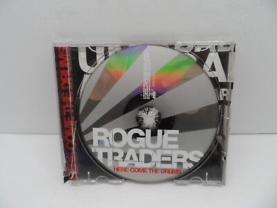 Rogue Traders - Here Come the Drums (CD 2006) Features