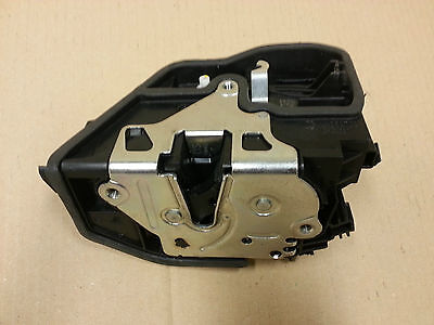 BMW 1 3 5 Series E60 E87 E90 F20 Left front door latch actuator catch 7202145