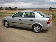 2000 HOLDEN CD ASTRA SEDAN MANUAL Freeling Gawler Area Preview