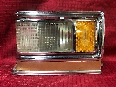 1975 Cadillac Deville Fleetwood Left Parking Cornering Side Light Lamp  A++++