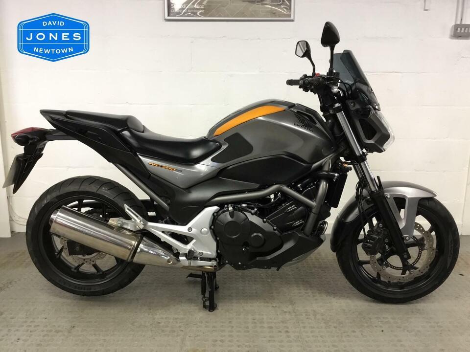 Honda NC 700 NC700 SA-D 2013 / 63