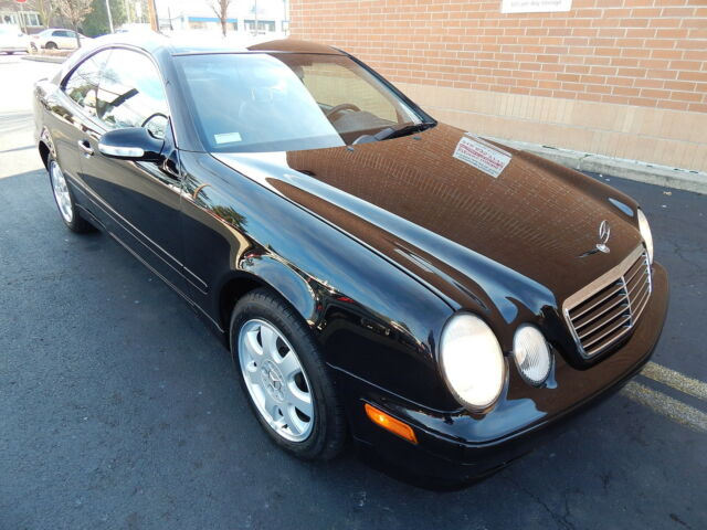 2002 Mercedes Benz Clk 320 Used Mercedes Benz Clk