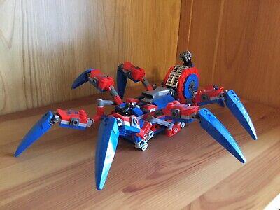LEGO Marvel Spider-Man's Spider Crawler (76114) - Mechanical Spider Only