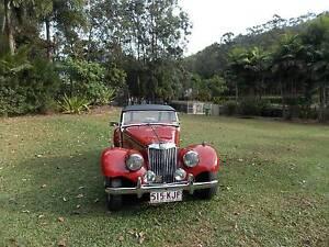 1954 M.G. TF Gordonvale Cairns City Preview