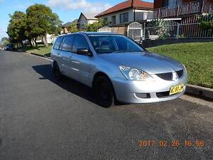 2004 Mitsubishi Lancer Wagon Cringila Wollongong Area Preview