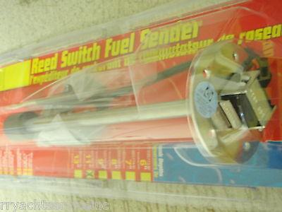 """GAS FUEL SENDER 22/"""" TANK DEPTH MARINE BOAT MOELLER 114 03575810 W//GAUGE ON TOP"""