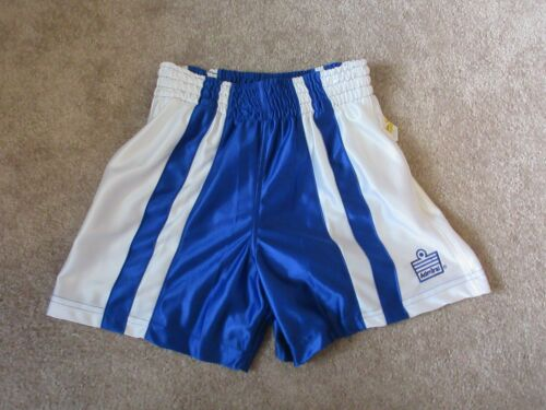 NEW 80s ADMIRAL Youth Large Polyester YL Vintage Athletic Shorts MADE IN USA