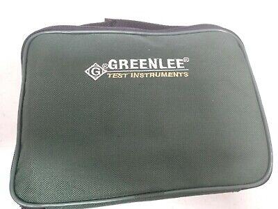 Greenlee Dml-430a Digital Logging Metermultimetertest Tool Wcase And Leads