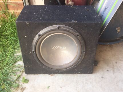 Sub woofer box Berwick Casey Area Preview