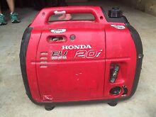 Honda generator Port Macquarie 2444 Port Macquarie City Preview
