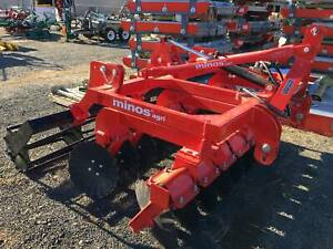 Speed Disc Cultivator 18 plate with Roller Beaudesert Ipswich South Preview