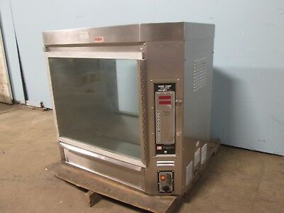 Henny Penny - Tr-8 H.d. Commercial Digital 208v3ph Electric Rotisserie Oven