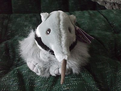 """Antsy the Anteater by Swibco Inc 8"""" Puffkins"""