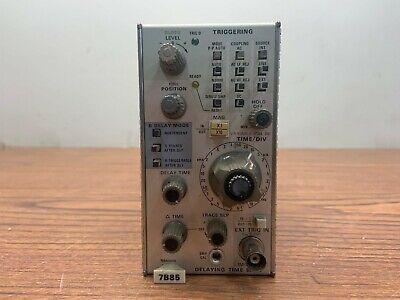 Tektronix 7b85 Delaying Time Base Plug-in Module