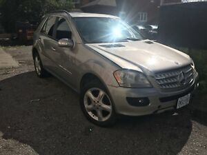 2008 Mercedes ML 350 CDI Complete Part Out