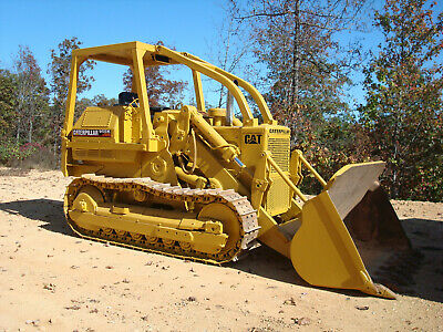 Large Decal Kit For Cat 955k Traxcavator High Lift - Caterpillar 955 Stickers