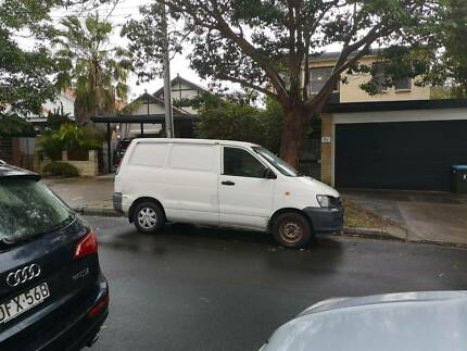 Toyota Townace Automatic 1999 Rose Bay Eastern Suburbs Preview