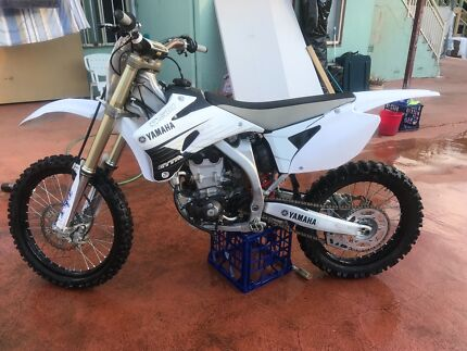 Yz450 A1 condition $3000 plus gear