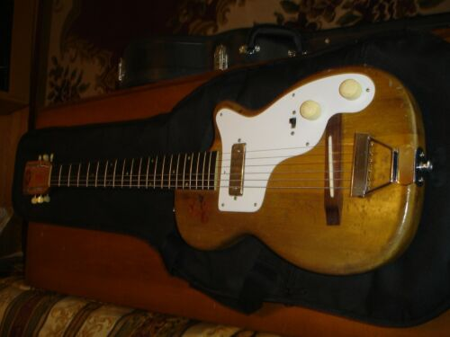 Harmony H44 guitar from the 50s