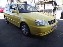 04 Hyundai Accent **LOW K'S**AIR CON**RWC*RELIABLE**REDUCED*** Loganlea Logan Area Preview