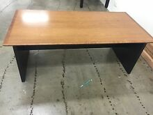 Coffee table rectangular timber top Sydney City Inner Sydney Preview