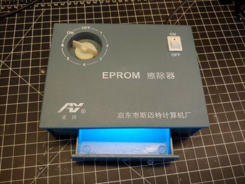 UV EPROM Eraser Erase Eraseable Timer