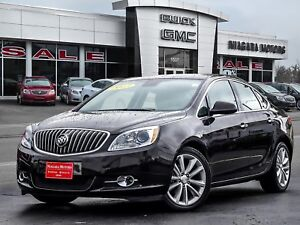 2013 Buick Verano ONE OWNER ..LOCAL TRADE..LOW KLMS..