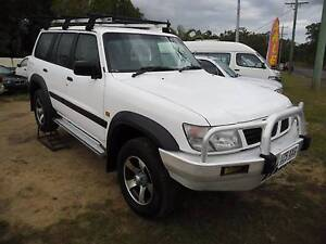 Amazing 4X4 1999 Nissan Patrol Wagon - see images/description Kensington Bundaberg Surrounds Preview
