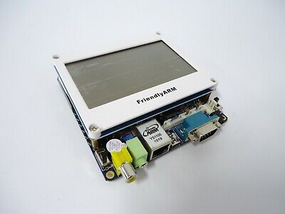 Friendlyarm Mini 6410 Sbc Single-board Computer With 533 Mhz Samsung S3c6410
