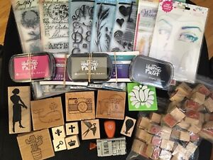 Mixed media Lot, Stamps, stickers