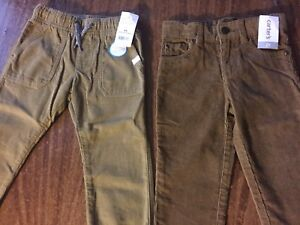 Brand new with tags, Boys Carter's 2T pants