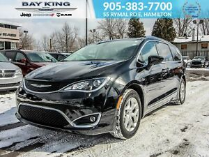 2018 Chrysler Pacifica DVD, STOW'N'GO, APPLE CARPLAY, PARK ASSIS