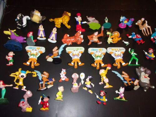 Vintage and New 42 Figures that we all know and Love One Price