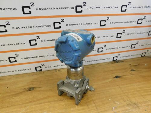 Rosemount 3051s2cg4a2f12a1ae5b3 Pressure Transmitter 10.5-42.4 Vdc Used Csq