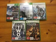Preloved games Xbox 360 and Xbox games Thomastown Whittlesea Area Preview