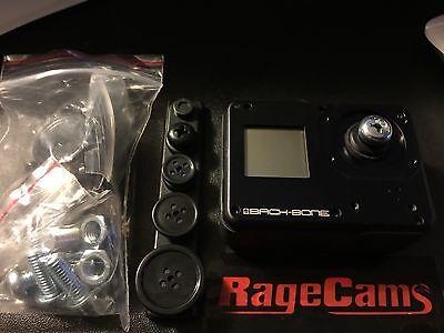 Gopro Hero5 Black Modified 4mm Button Screw Lens Mystery Shopper Hidden Camera