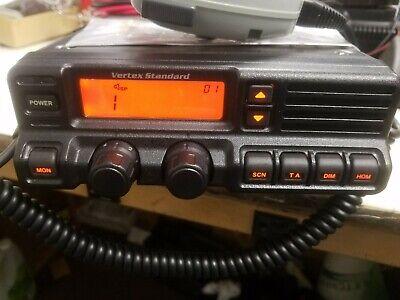 Vertex Vx 6000l Mobile Radio Low Band 37-50 100 Watt