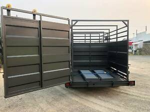 4.5 tone Multi use Cattle Plant Trailer Yass Yass Valley Preview
