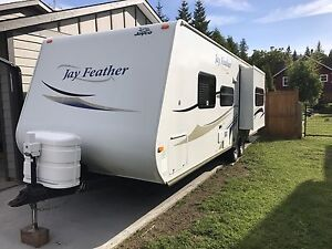 Jayco 24T  travel trailer , consider trades