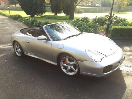 2004 Porsche 911 Carrera 4S - Manual - Low K's - immaculate Castle Hill The Hills District Preview