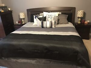 King Size bed-frame only