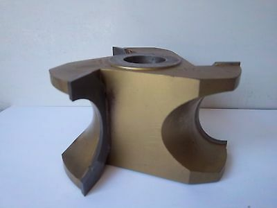 Used L.r.h K1429 78 R Shaper Cutter 1 Hole