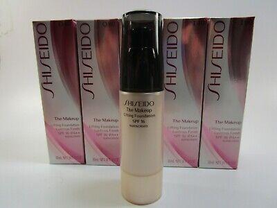 Shiseido The Makeup Lifting Foundation SPF 16 PA++ 1.1oz  Select Shade ()