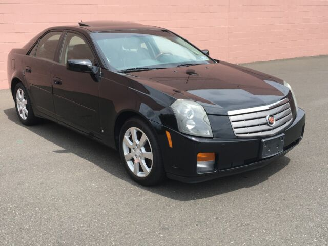 Image 1 of Cadillac: CTS Base Sedan…