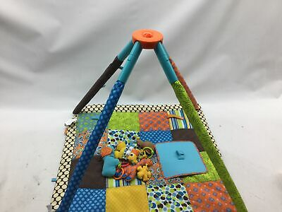 Infantino Twist and Fold Activity Gym, Vintage