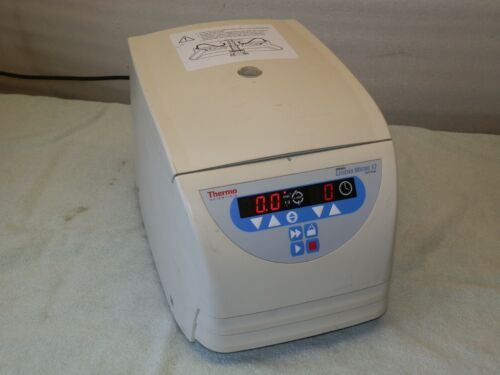 Thermo Fisher Scientific Sorvall Legend Micro 17 Centrifuge  --  No Rotor