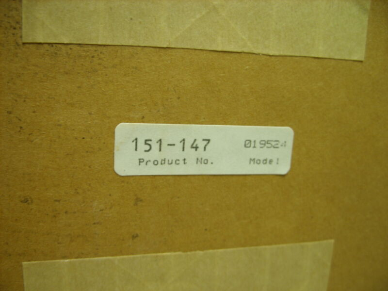 SIEMENS - POSITIONING SWITCH SURFACE MOUNT KIT 151-147  *NOS*