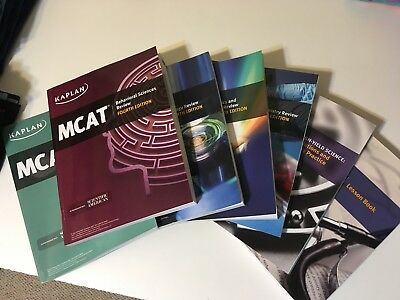 Kaplan Test Prep: MCAT Complete 7-Book Subject Review for sale  Shipping to Canada